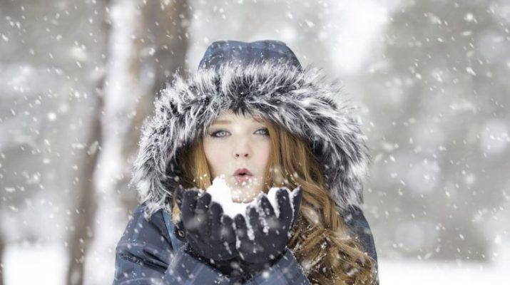 zimní šatník