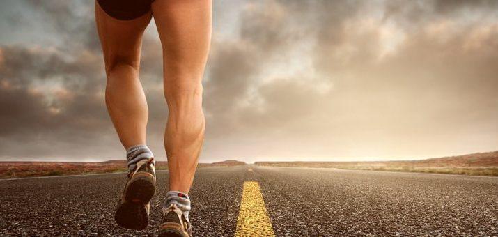 běh moderní