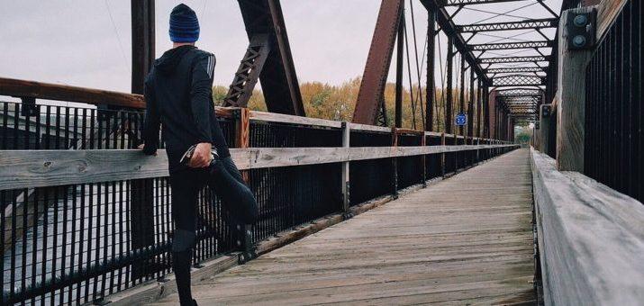 běh oblečení