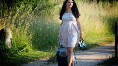 Oblečenie proti poteniu? Ideálne bavlnené šaty, bambusové ponožky a konopné tenisky