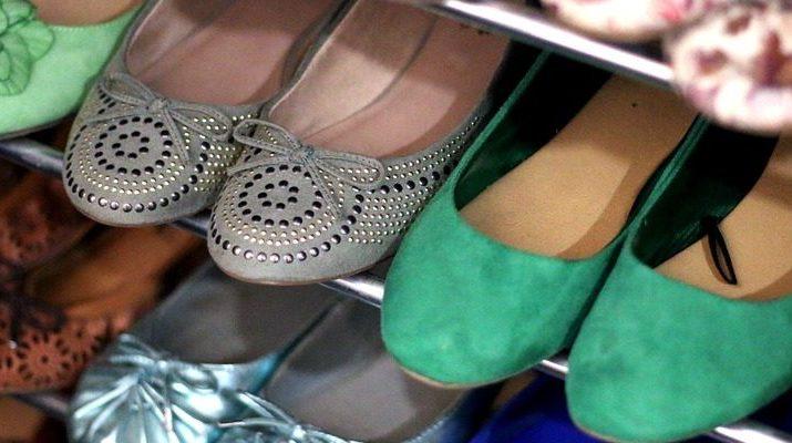 Je libo členková obuv na podpätku?