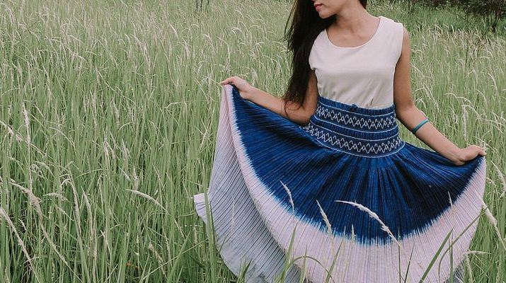 šaty podle postavy