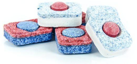 Tablety do umývačky majú viac použití