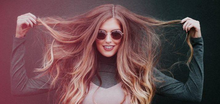 tajemství vlasy