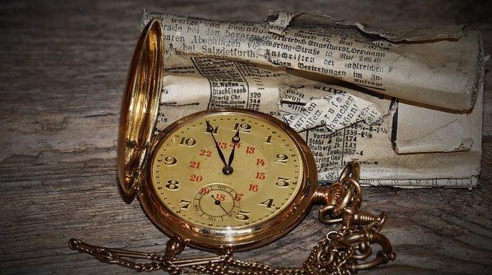 visací hodinky