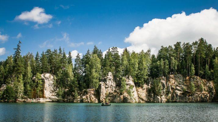 Za turistikou do Adršpašských skál